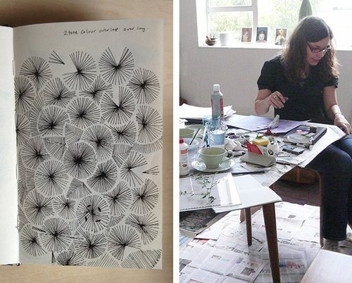 The creative process   Coralie Bickford-Smith