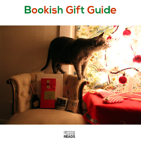 Bookish Gift Guide | gimmesomereads.com