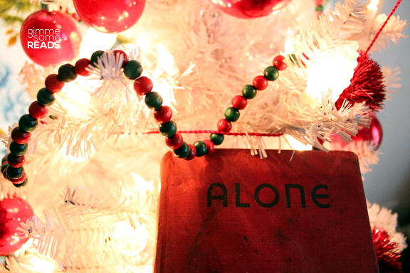 Alone by Eleanor Martin | gimmesomereads.com