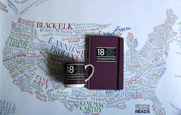 A Novel Navigation Literary Giveaway | gimmesomereads.com