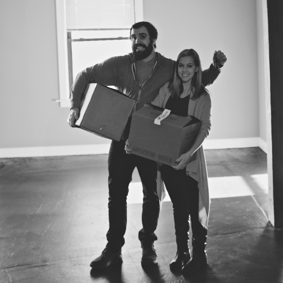 Surprise! We moved! | www.gimmesomestyleblog.com