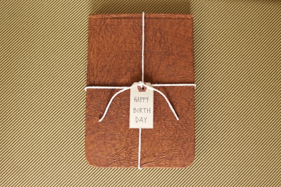 {DIY} Life Lessons Notebook | www.gimmesomestyleblog.com #gifts
