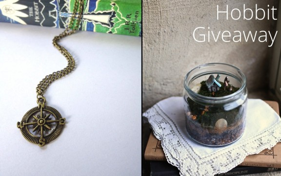 The Hobbit Giveaway! | www.gimmesomestyleblog.com #giveaway