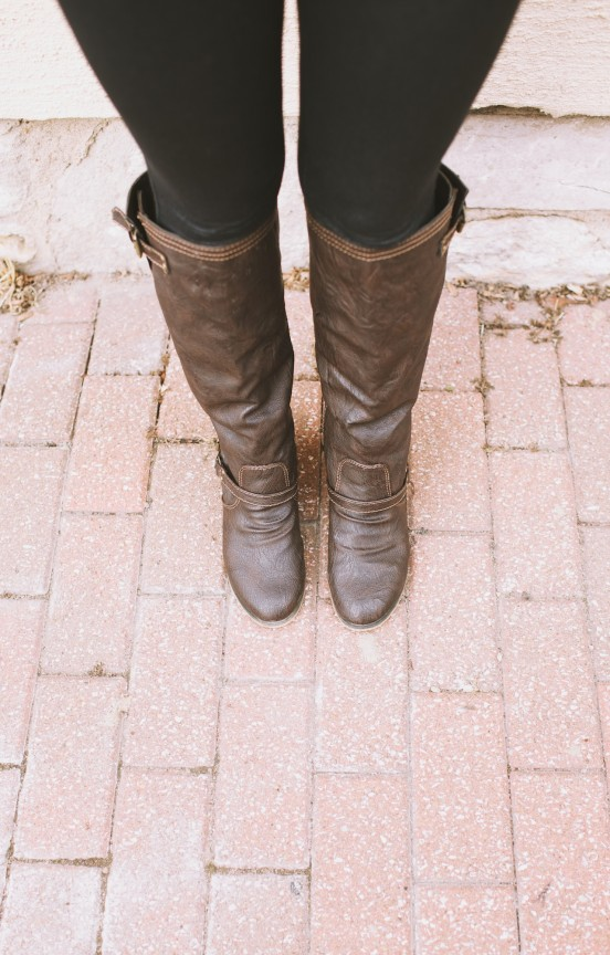 {In My Closet} New Boots! | www.gimmesomestyleblog.com #boots