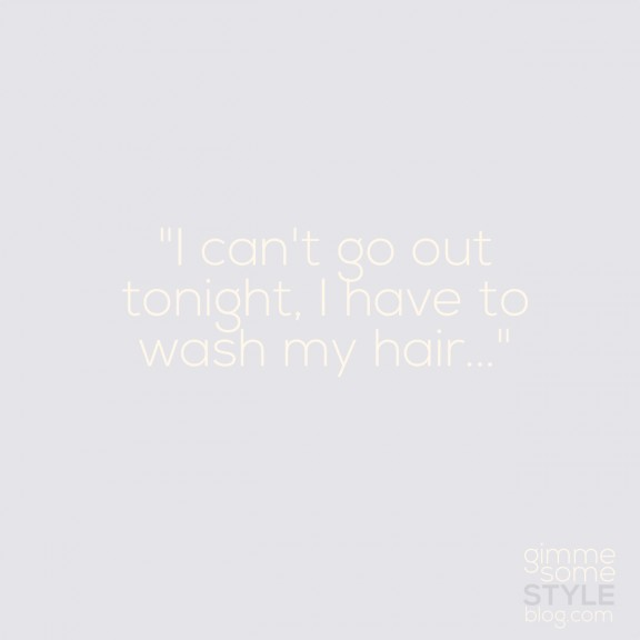 Dry shampoo recipe | www.gimmesomestyleblog.com #diy #hair #quotes