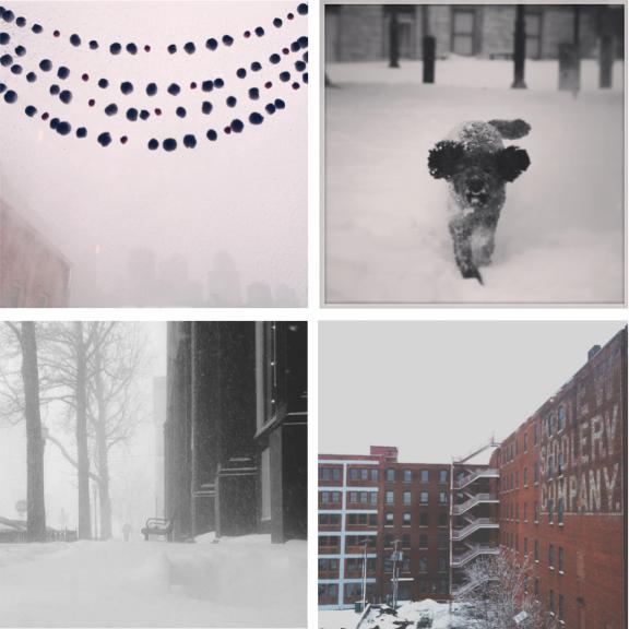Winter Wonderland instagram snapshots! | www.gimmesomestyleblog.com