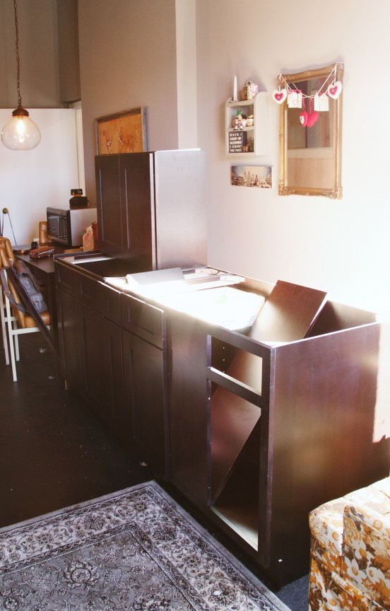 Kitchen Renovation Part 2: Demolition! | www.gimmesomestyleblog.com