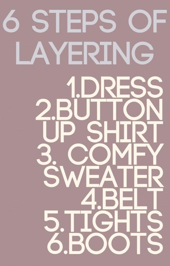 Layers! | www.gimmesomestyleblog.com