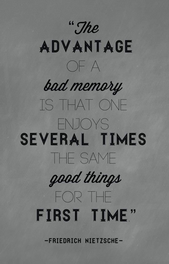 Memory Quote | www.gimmesomestyleblog.com #quotes