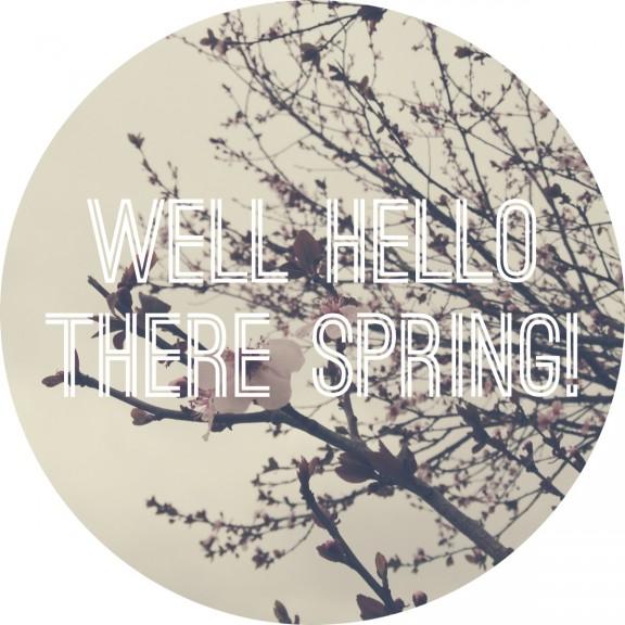 Hello spring! | www.gimmesomestyleblog.com