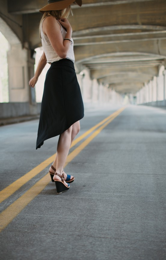 Skirts and Spring | www.gimmesomestyleblog.com #whatiwore