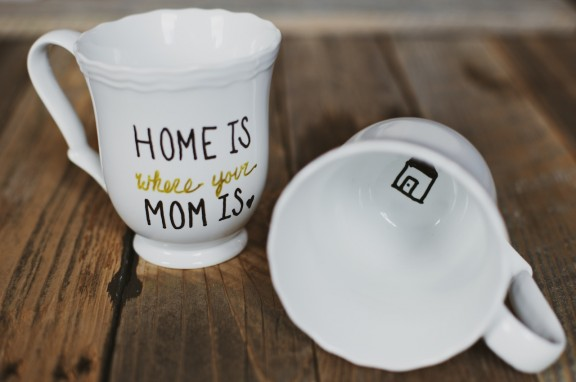 Make A Simple DIY Mug For Your Mom Mothers Day Birthday Or Just To
