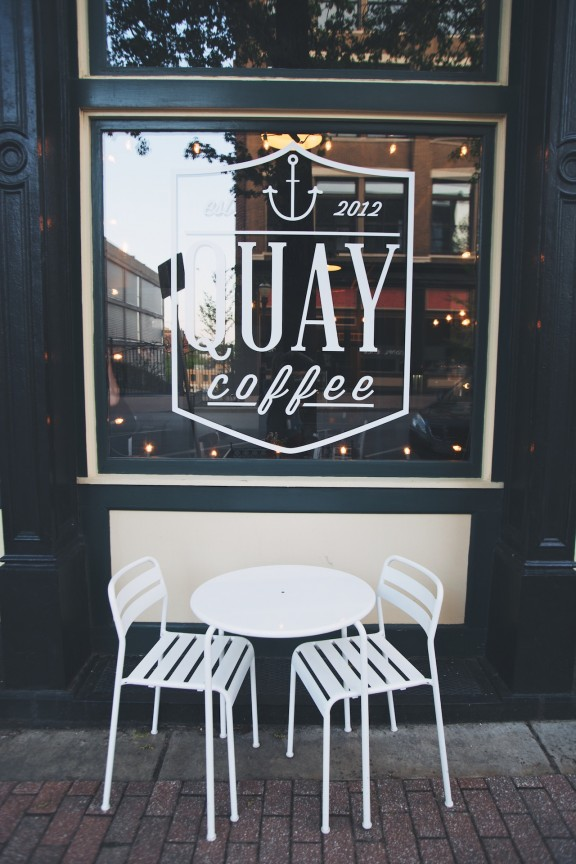 Quay Coffee | www.gimmesomestyleblog.com