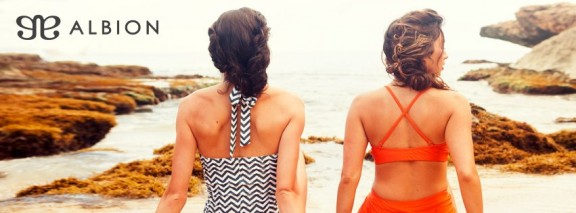 Albion Fit Giveaway!  $100 value! | www.gimmesomestyleblog.com #albionfit #swimwear #vintageinspired #fitness #swim