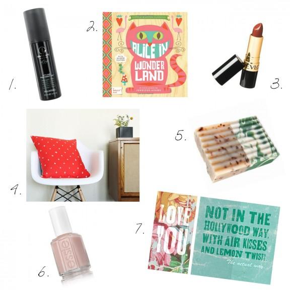Friday Favorites! | gimmesomestyleblog.com #fridayfavorites #ff #friday