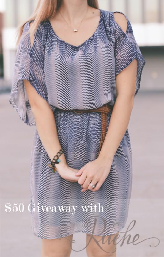 $50 Giveaway with Ruche! | www.gimmesomestyleblog.com #shopruche #ruche #giveaway #free #clothes #fashion
