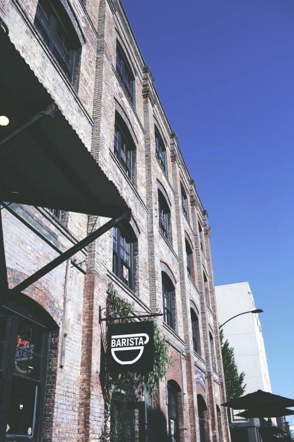 Barista-Portland Oregon | www.gimmesomestyleblog.com