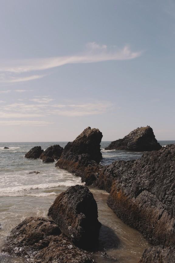 Oregon Coast | www.gimmesomestyleblog.com #travel #oregon #beach #ocean