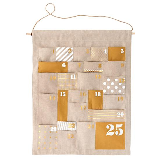 10 Advent Calendars to Buy | www.gimmesomeoven.com/style #advent #buy #christmas