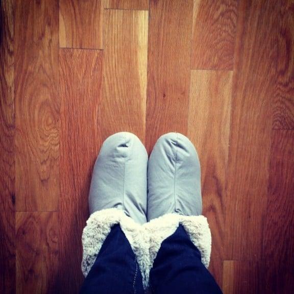 Foot Duvets | gimmesomestyleblog.com