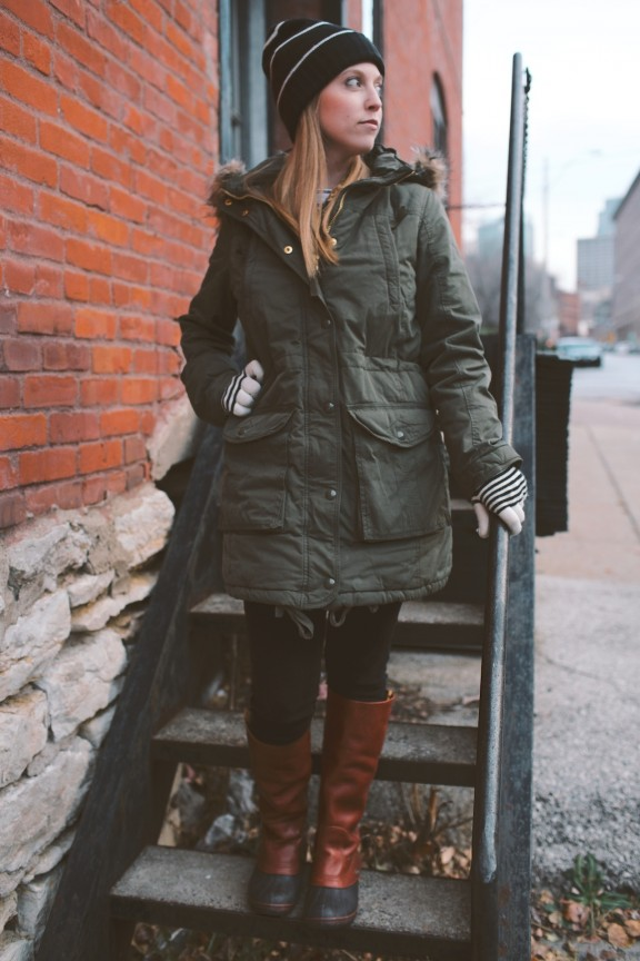 Weekly Wear: Feeling Freezing! | www.gimmesomeoven.com/style #wear