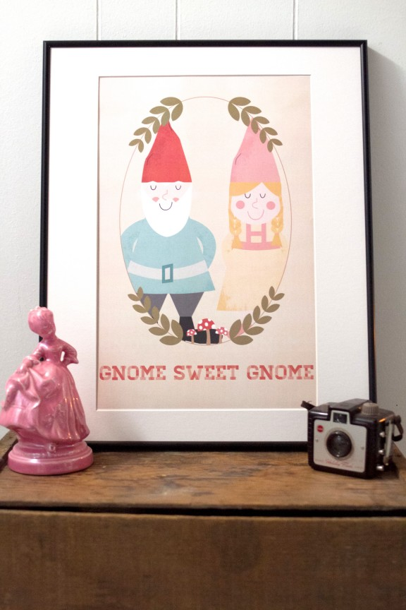 11x14 Print Giveaway-Beth Laird Print Shoppe | www.gimmesomestyleblog.com #christmas #giveaway #print #etsy