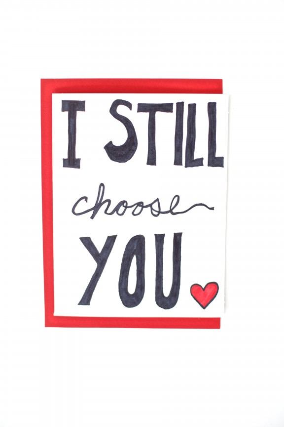Five Easy DIY Valentine Cards | www.gimmesomeoven.com/style #valentine #diy #cards